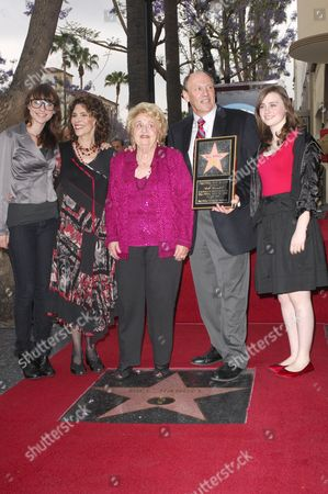 Editorial picture of Bill Handel Honoured with a Star on the Hollywood Walk of Fame in Los Angeles, California, America - 12 Jun 2009
