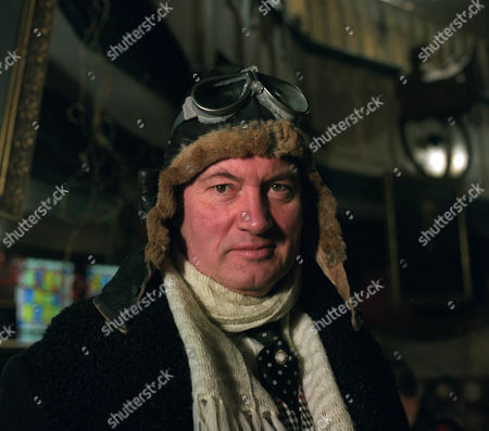 'Super Gran'  TV - 1985 - Iain Cuthbertson as The Scunner Campbell