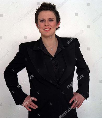 'The Luvvies'  TV - 2004 -    Rhona Cameron.