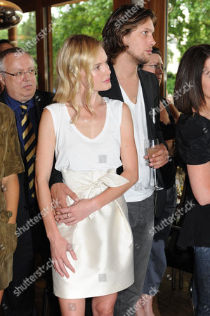 Kate Bosworth and James Rousseau