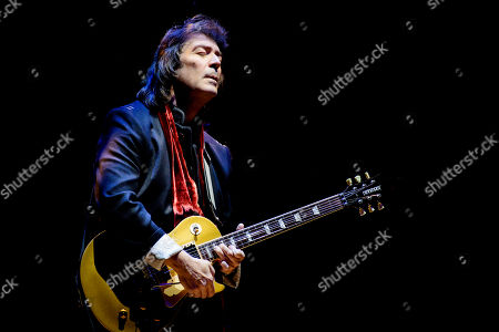 Stock Image of Steve Hackett