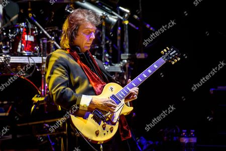 Editorial picture of Steve Hackett in concert, Toronto, Canada - 12 Feb 2018