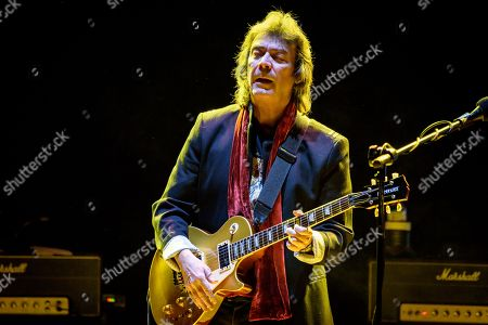 Stock Photo of Steve Hackett