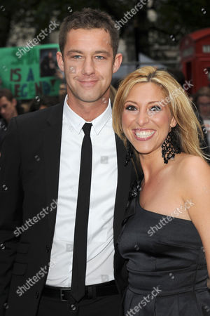 Philip Taylor and Kate Walsh