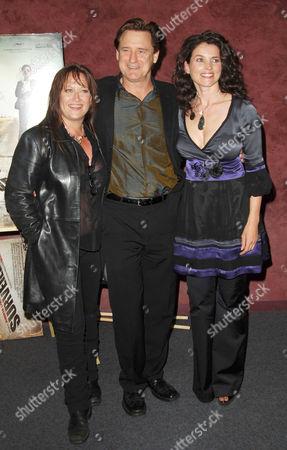 Jennifer Lynch, Bill Pullman and Julia Ormond