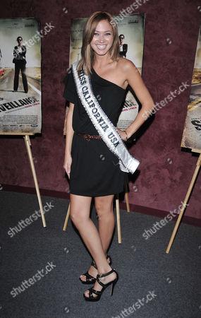 Miss California, Tami Farrell