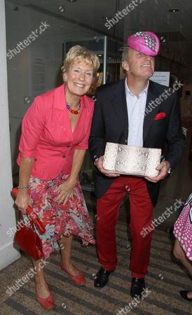 Christine and Neil Hamilton