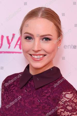 Editorial photo of 'I, Tonya' film premiere, Arrivals, London, UK - 15 Feb 2018