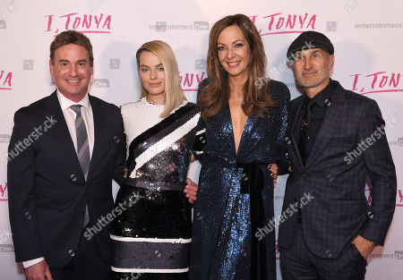Editorial photo of 'I, Tonya' film premiere, Arrivals, London, UK - 15 Feb 2018