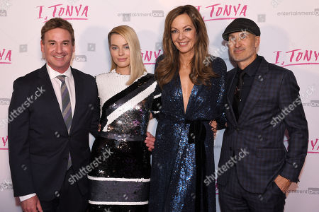 Stock Image of Steven Rogers, Margot Robbie, Allison Janney and Craig Gillespie