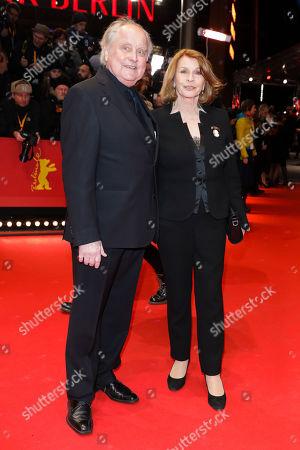 Michael Verhoeven mit Ehefrau Senta Berger