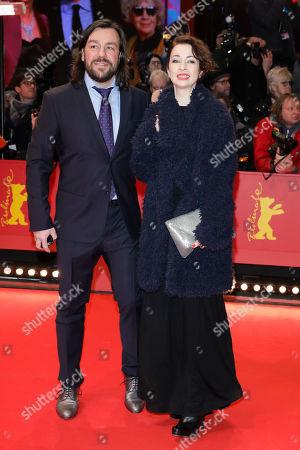 Loretta Stern mit Ehemann Matti Klemm