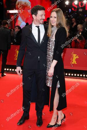 Oliver Berben mit Ehefrau Katrin