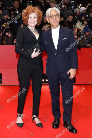 Stephanie Zacharek and Ryuichi Sakamoto