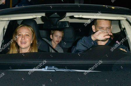 Tobey Maguire, Jennifer Meyer