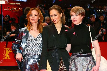 Lavinia Wilson, Alina Levshin, Anna Brueggemann