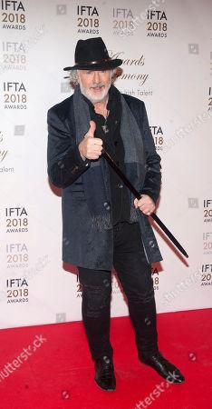 Editorial photo of IFTA Film & Drama Awards, Dublin, Ireland - 14 Feb 2018