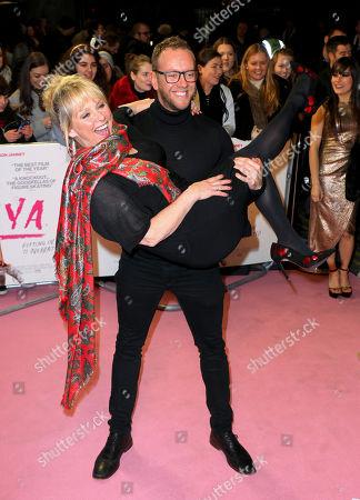 Cheryl Baker and Dan Whiston