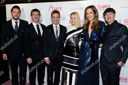 Steven Rogers, Margot Robbie, Allison Janney, Craig Gillespie
