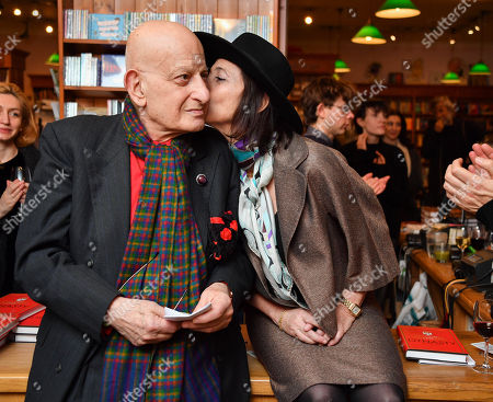 Editorial picture of Christina Oxenberg 'Dynasty' book launch party, London, UK - 15 Feb 2018