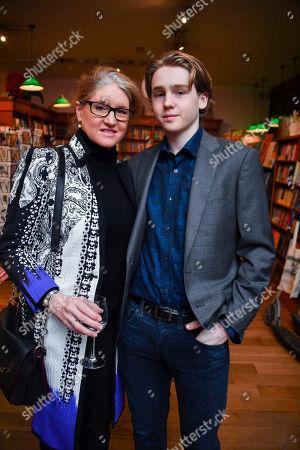 Birgit Cunningham and Jack Nuttal