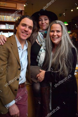 Editorial photo of Christina Oxenberg 'Dynasty' book launch party, London, UK - 15 Feb 2018