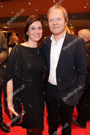 Sandra Maischberger mit Ehemann Jan Kerhart