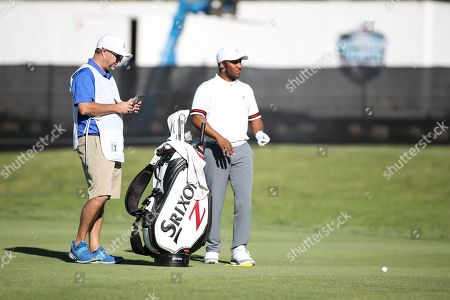 Editorial picture of PGA Tour Genesis Open 2018, Los Angeles, USA - 15 Feb 2018