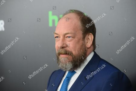 Editorial image of 'The Looming Tower' TV show premiere, Arrivals, New York, USA - 15 Feb 2018