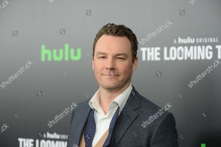 Editorial photo of 'The Looming Tower' TV show premiere, Arrivals, New York, USA - 15 Feb 2018