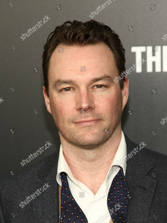 """Stock Photo of Mark Hildreth attends the premiere of Hulu's limited dramatic series """"The Looming Tower"""" at The Paris Theatre, in New York"""
