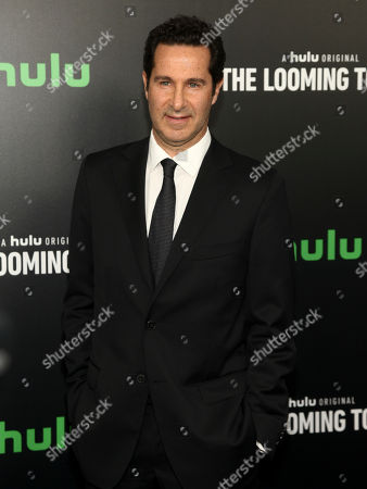 "Craig Zisk attends the premiere of Hulu's limited dramatic series ""The Looming Tower"" at The Paris Theatre, in New York"