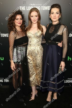 "Editorial picture of Hulu's ""The Looming Tower"" Series Premiere, New York, USA - 15 Feb 2018"
