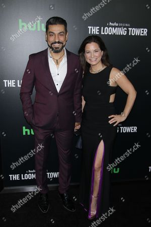 Editorial picture of 'The Looming Tower' TV show premiere, Arrivals, New York, USA - 15 Feb 2018