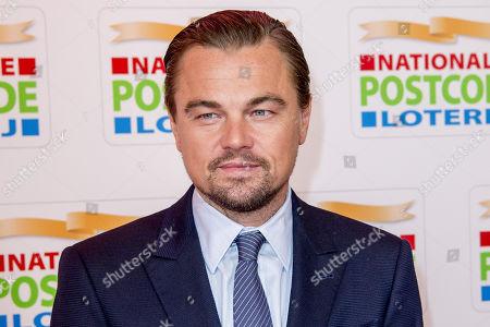 Stock Image of Leonardo Di Caprio