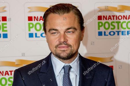 Stock Picture of Leonardo Di Caprio