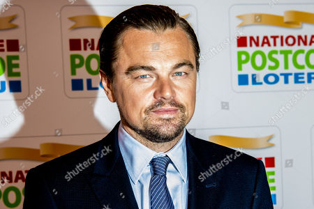 Stock Photo of Leonardo Di Caprio