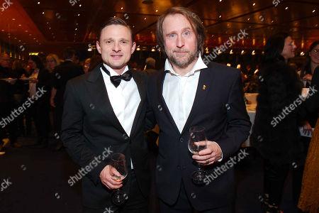Florian Lucas, Bjarne Maedel