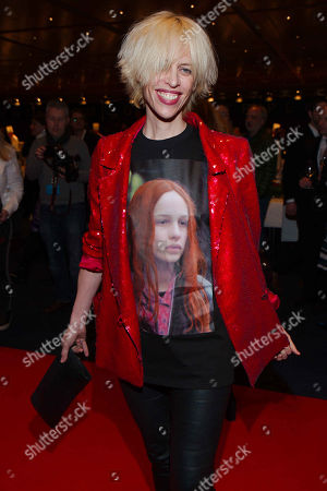 Katja Eichinger, Christiane F. T-Shirt