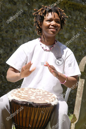 Stock Photo of Anna Mudeka