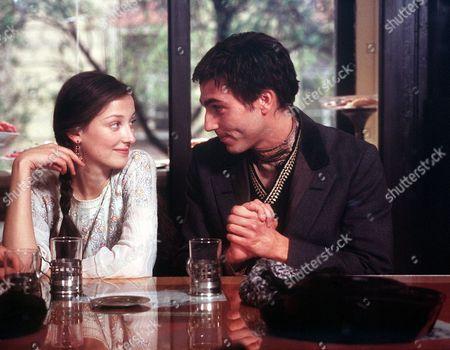 'Doctor Zhivago' - Tonya (Alexandra Maria Lara) and Mischa (Daniele Liotti).