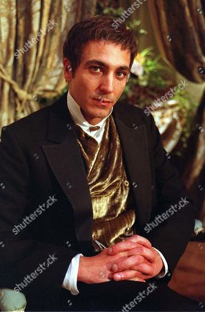 'Doctor Zhivago' - Daniele Liotti as Mischa.
