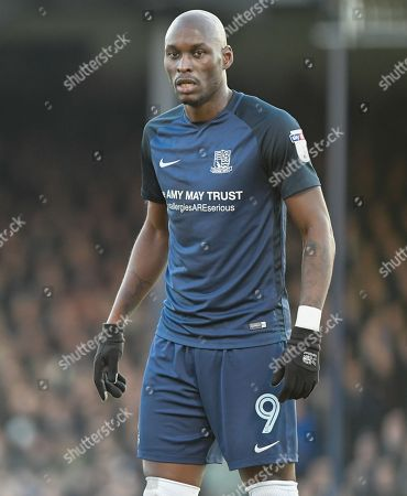 Marc-Antoine Fortune of Southend United