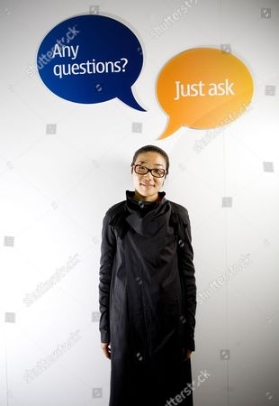 Editorial image of Younghee Jung, Senior Design Manager with Nokia at the Nokia Design Studio N97 - 27 May 2009
