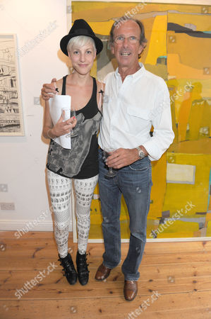 Tahnee Lonsdale with her father Tony Lonsdale