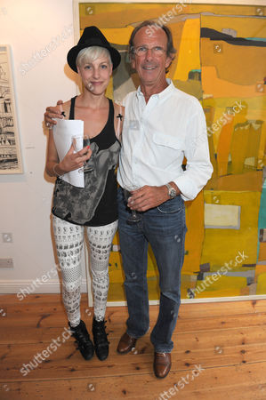 Stock Image of Tahnee Lonsdale with her father Tony Lonsdale