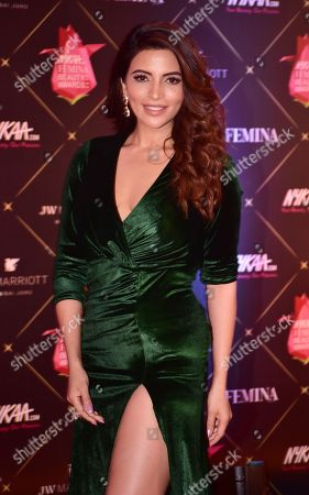 Stock Picture of Shama Sikander
