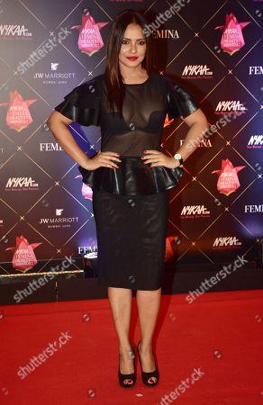 Editorial image of Nykaa Femina Beauty Awards, Mumbai, India - 15 Feb 2018