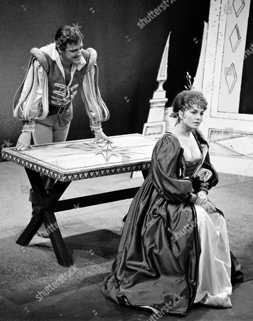 'Golden Drama'   TV 'The Taming of the Shrew' Barbara Jefford and Keith Michell