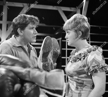 'Sunday Playhouse'   TV Brian Rawlinson and Patsy Rowlands